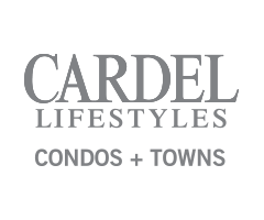 Cardel Lifestyles Condos + Towns